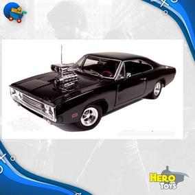 Dodge Charger 1970 Velozes E Furiosos 1/18 Coleção Novo