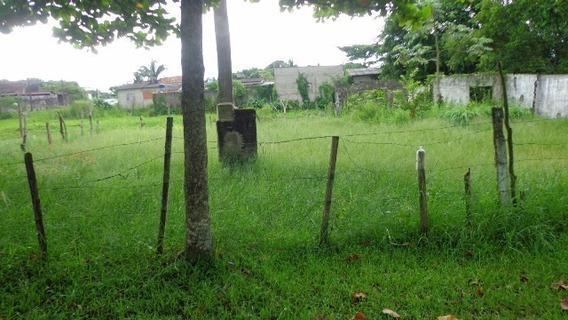 Terreno No Litoral Com 330 M², Em Itanhaém/sp 2601-pc