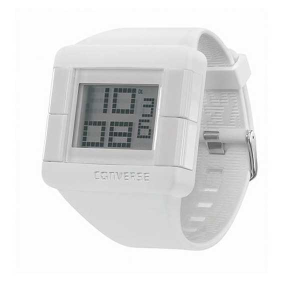 Relógio De Pulso Converse High Score - Branco