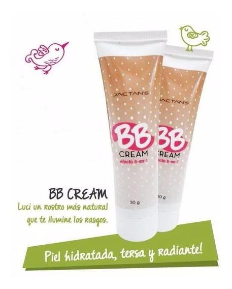 Jactans Bb Cream Oscuro 30 Gr