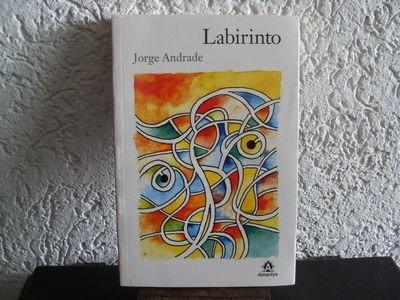 Livro Labirinto (novo Lacrado) Jorge Andrade