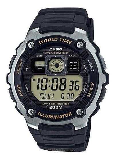 Relogio Casio Ae-2000w-9a