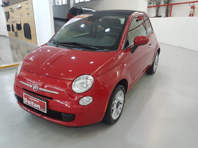 Fiat 500 1.4 Cabrio Dual 0115