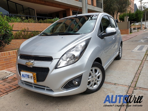 Chevrolet Spark Gt Mt 1300cc Aa 5p Full Equipo