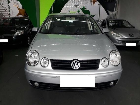 Volkswagen Polo Hatch 1.6 Prata 8v Flex