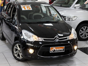Citroën C3 Tendence 1.6 16v Flex Automático Zenith 2015