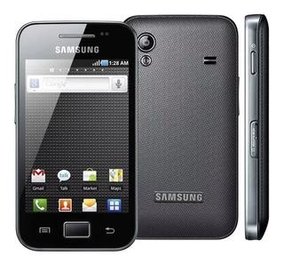 Smartphone Samsung Galaxy Ace S5830c + Brindes