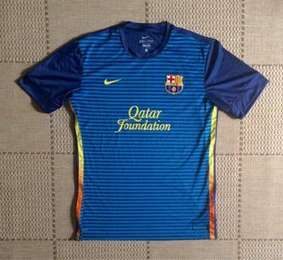 Camisa Original Barcelona 2010/2011 Treino