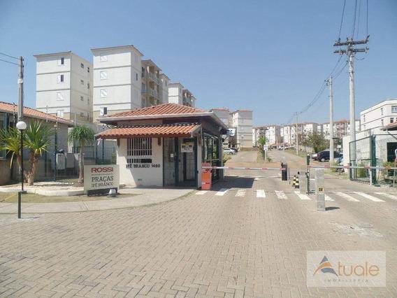 Apartamento Com 3 Dormitórios À Venda, 63 M² - Parque Euclides Miranda - Sumaré/sp - Ap0829