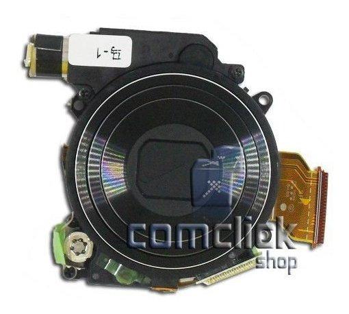 Bloco Ótico Preto Para Câmera Digital Samsung St70 Original