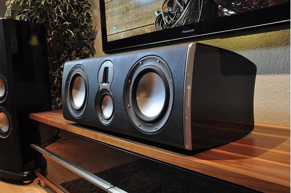 Monitor Audio Platinum Plc350 = Audiophile ( Usar Com Pl300