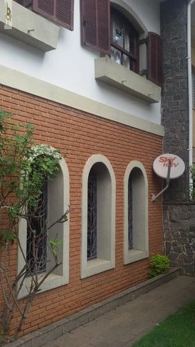 Sobrado A Venda No Bairro Jardim Da Glória Em São Paulo - - S73-1