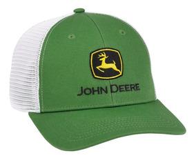 John Deere Gorro Snapback Ajusta Bordado Original (6 Modelos