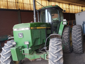 Tractor John Deere, 4960 Power Shift, Año 1996