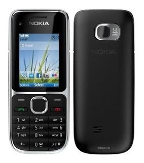 Celular Nokia C2-01