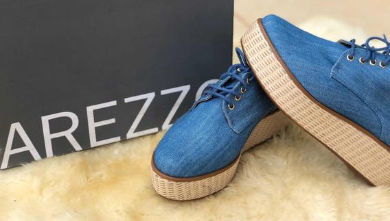 Tênis Oxford Arezzo Jeans