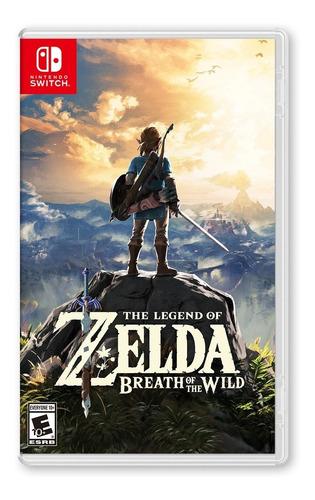 Imagen 1 de 4 de The Legend Of Zelda: Breath Of The Wild - Nintendo Switch