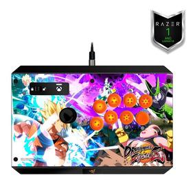 Joystick Arcade Razer Atrox Dragon Ball Fighterz Edition