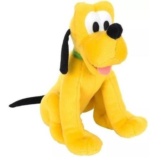 Imagen 1 de 3 de Peluche Pluto 35cm 26773 Disney Mickey Sobre Ruedas Edu
