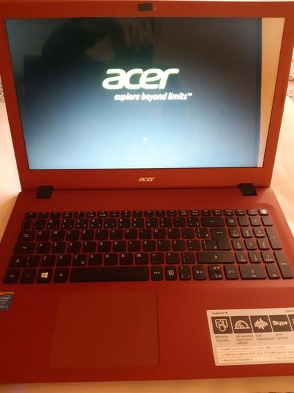 Notebook Acer E 5 Com Nf