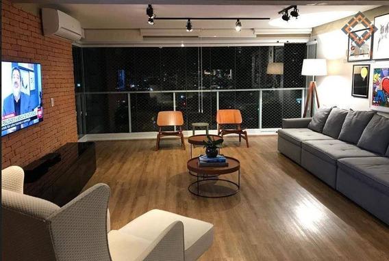 Apartamento Com 2 Dormitórios À Venda, 92 M² Por R$ 1.250.000,00 - Vila Clementino - São Paulo/sp - Ap48479