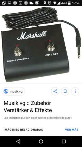 Amplificador Marshall 100w  Permuto X Cama Gpro Hero