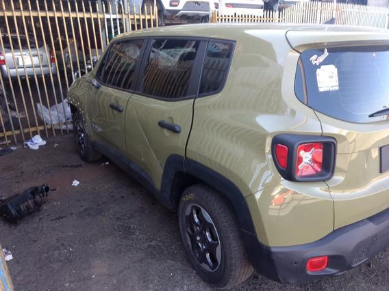 Sucata Para Peças Jeep Renegade 1.8 Sport Flex Aut. 5p
