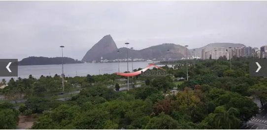 Apartamento Para Alugar, 180 M² Por R$ 5.900,00/mês - Flamengo - Rio De Janeiro/rj - Ap3697
