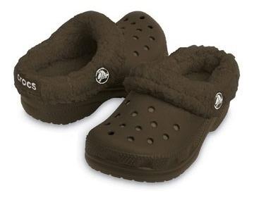 Crocs Mammoth Kids Corderito Abrigo Invierno