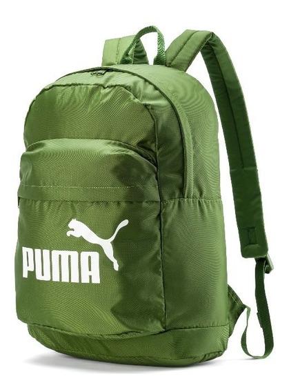 Mochila Puma Classis Black Pack 075752-06