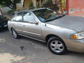Nissan Sentra Gxe L2 Aa Ee Abs At