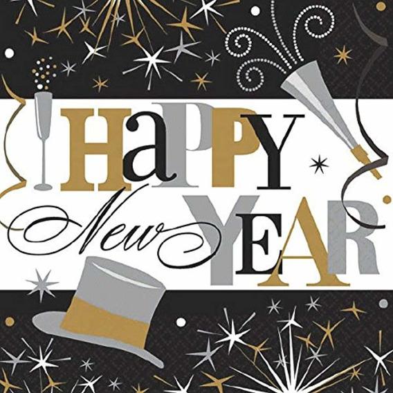 Amscan Amscam 125 Conde Elegantes Año Nuevo