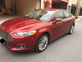 Ford Fusion 2.5 Se Luxury Mt