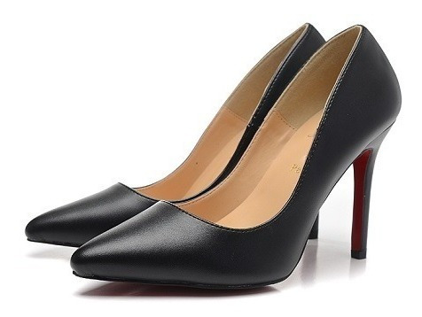Sapato Scarpin Christian Louboutin 8cm.original(pronta Entre