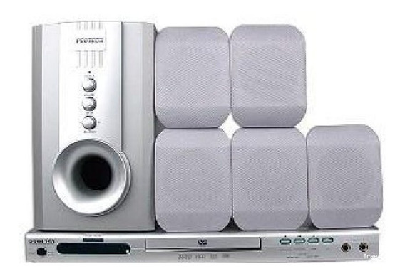 Dvd Protron Pds-2315 - Home Theater System - 5.1 Channel
