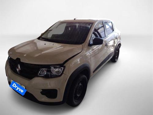 Imagem 1 de 8 de  Renault Kwid Zen 1.0 12v Sce