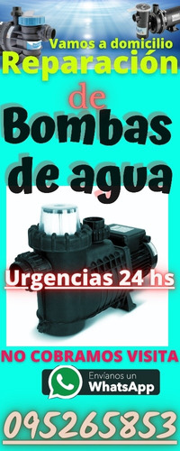 Reparación Instalación De Bombas De Agua Service Piscinas