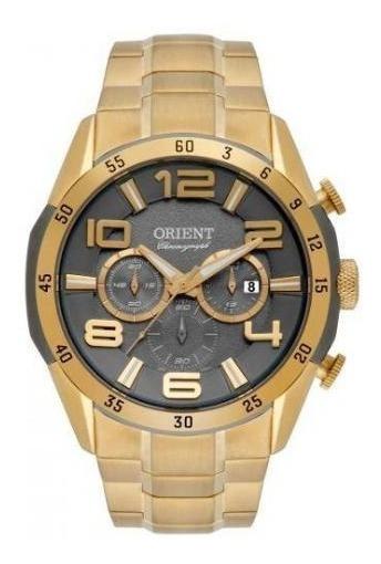 Relógio Orient Masculino Eternal Mgssc015/g2kx