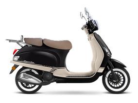Moto Scooter Zanella Styler 150 Z3 Edicion Limitada 2019