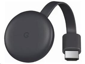 Original Googlechomecast Novo Hdmi 1080p Streaming