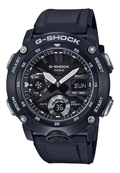 Relogio Casio G-shock Ga-2000s-1adr Carbon Core Guard + Nfe