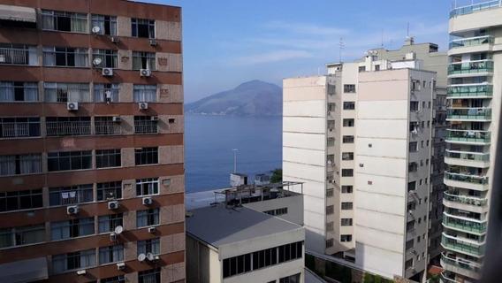 Apartamento Em Icaraí, Niterói/rj De 60m² 2 Quartos À Venda Por R$ 600.000,00 - Ap294638