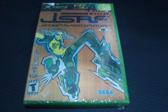 X Box / Jogo Jsrf Jet Set Radio Future / Original Lacrado.