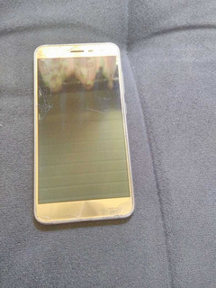 Vendo Zenfone 3 Deluxe Dourado 64gb 4 Ram