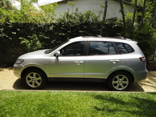 Hyundai Santa Fe 2.7 7l Aut. Blindada 2008 7 Lugares