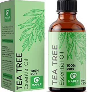 100% Pure Tea Tree Oil Natural Essential Oil With Antifungal
