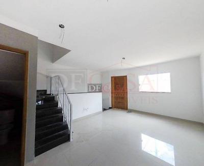 Sobrado Residencial À Venda; Vila Carrão; São Paulo; 3 Dorm; 3 Vagas - So2427