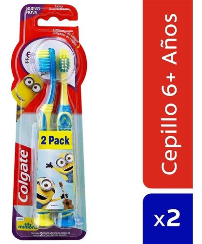 Cepillo Dental Colgate Minions X 2und