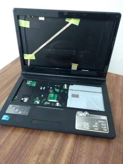Carcaca Completa Notebook Positivo Sim+6390/premium