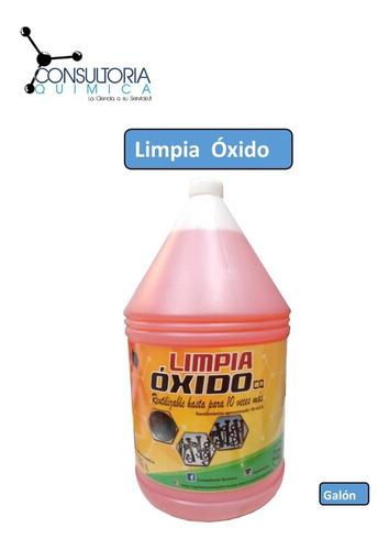 Limpiador De Óxido Cq Galón
